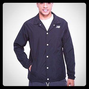 New Balance - Men's M - coach classic black jacket